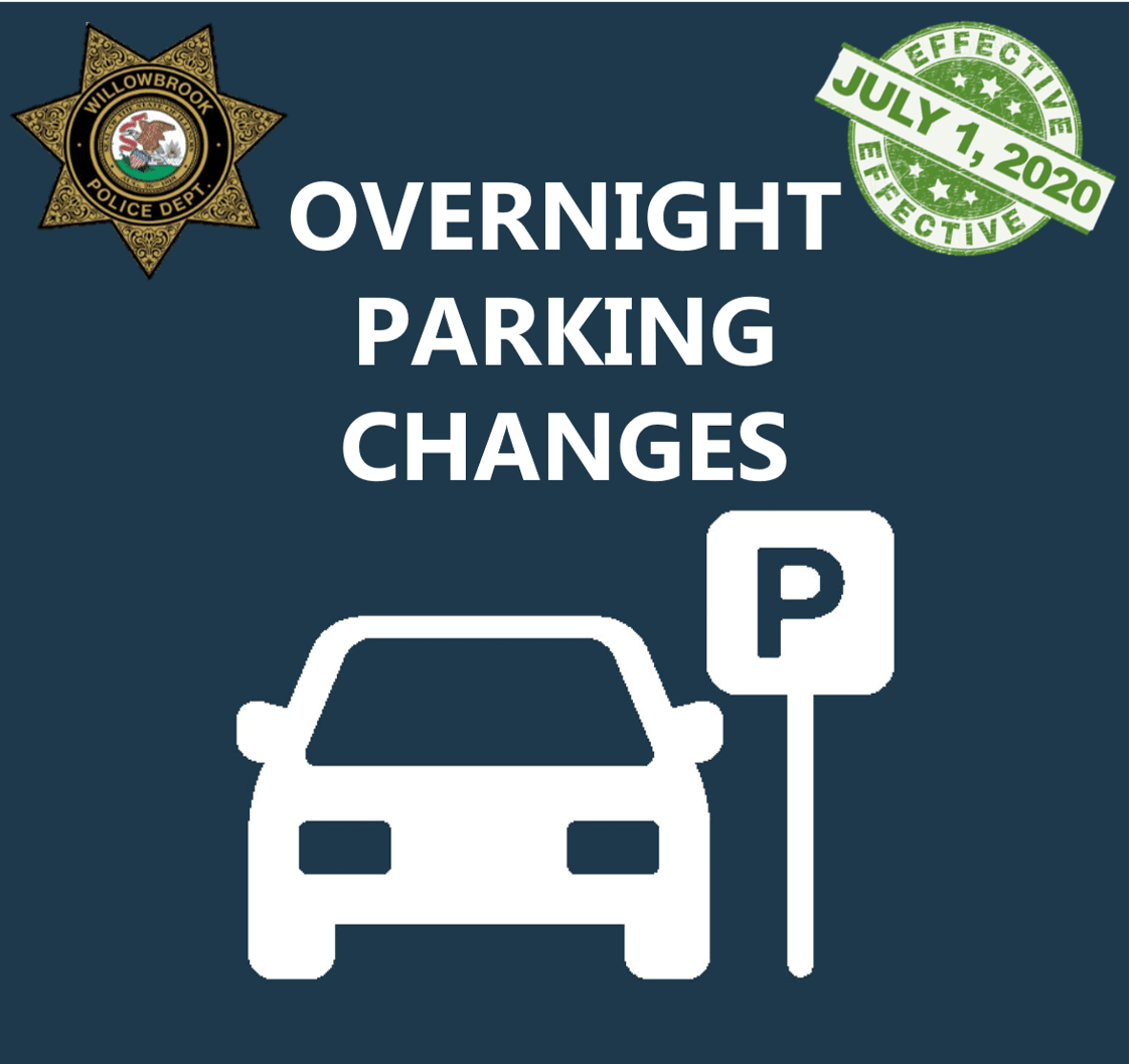 overnight parking changes
