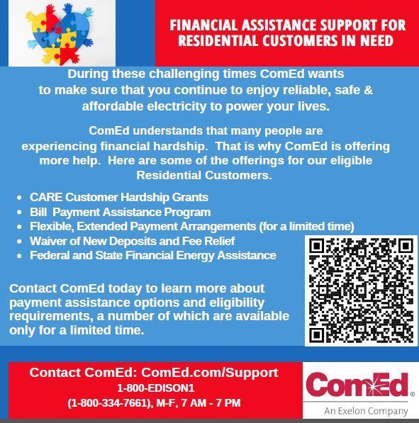 2020-07-10 ComEd Customer Assistance - English